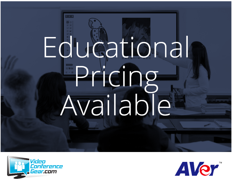 AVer Educational Pricing Available