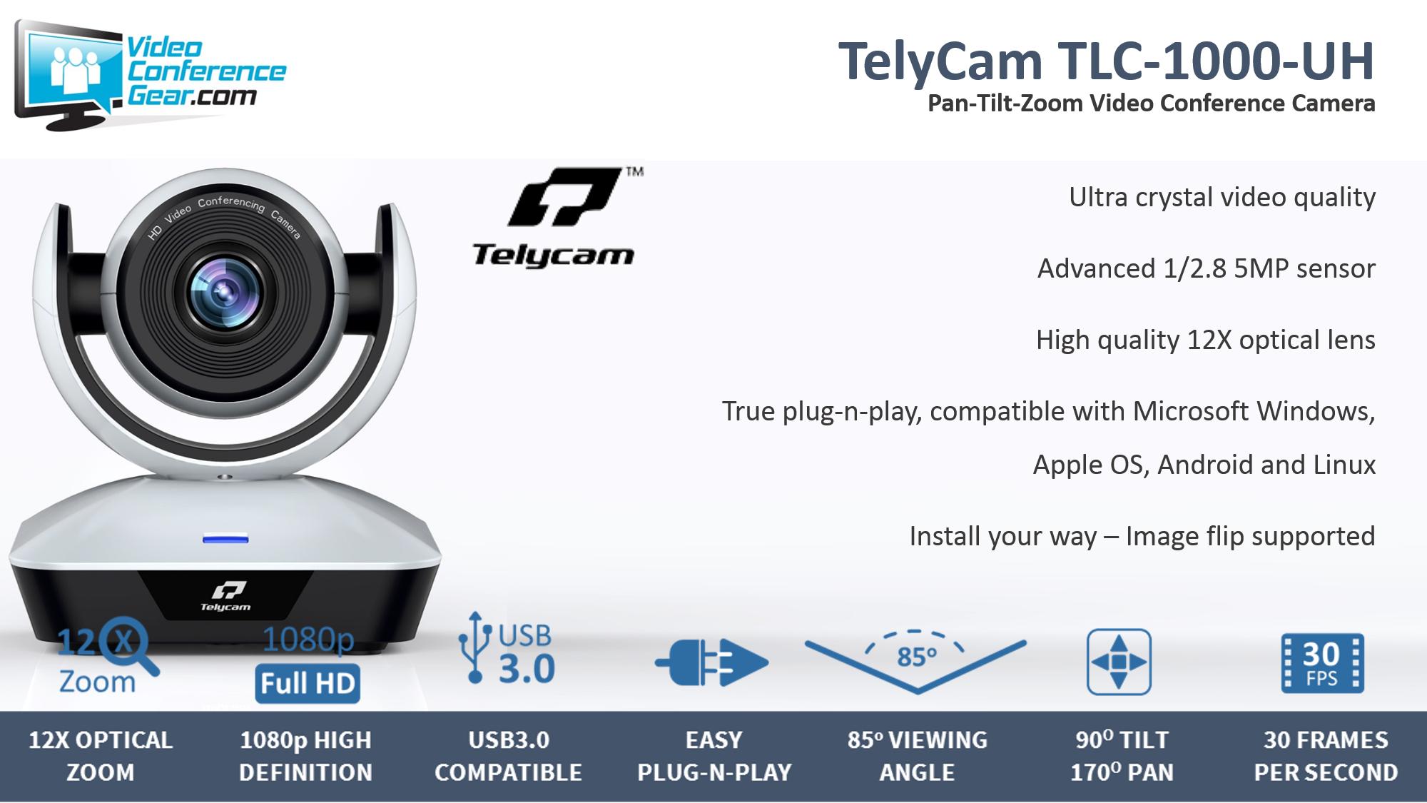 TelyCam TLC-1000-HU