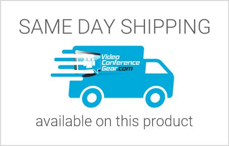 Same Day Shipping from Video Conference Gear