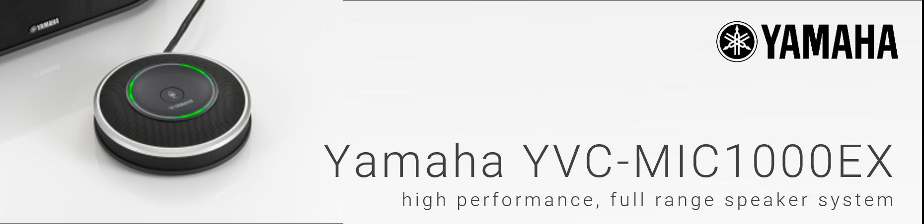 Yamaha YVC-1000 Extension Mic