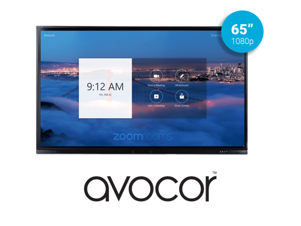Acocor F-Series 65 1080p Interactive Display from VCG