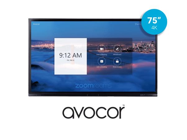 Acocor F-Series 65 UltraHD Interactive Display from VCG